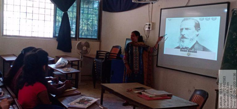 BMS smart classroom