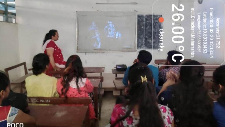 BSc ICT classroom